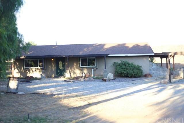 1380 Soledad Canyon Road, Acton, CA 93510 (#SR21124787) :: Wahba Group Real Estate | Keller Williams Irvine