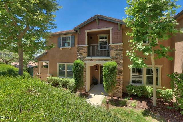 16723 Nicklaus Drive 14A, Sylmar, CA 91342 (#P1-5170) :: The Marelly Group   Sentry Residential