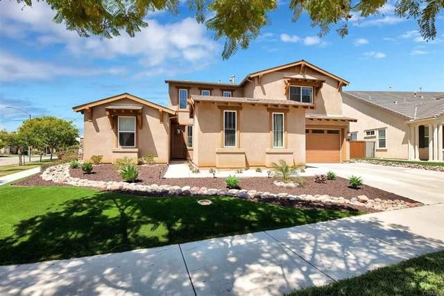 3195 Timken Circle, Escondido, CA 92027 (#NDP2106716) :: Berkshire Hathaway HomeServices California Properties