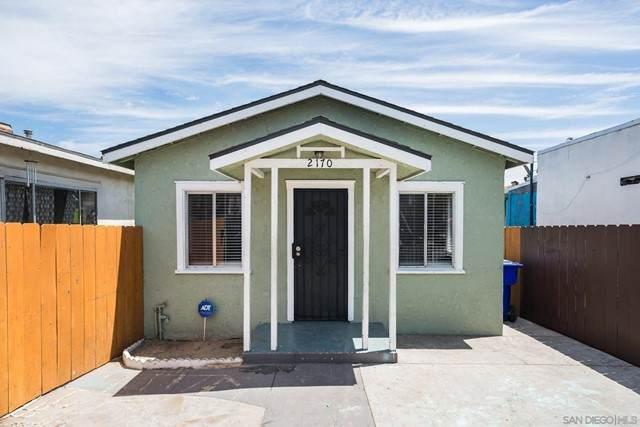 2170 Ocean View Blvd., San Diego, CA 92113 (#210016094) :: Wahba Group Real Estate   Keller Williams Irvine