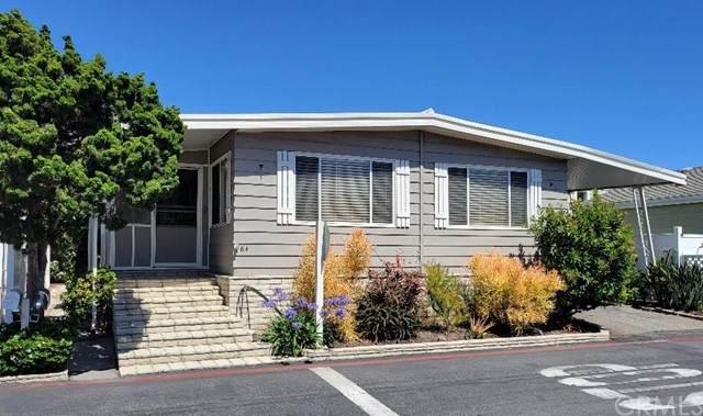 20701 Beach Blvd #64, Huntington Beach, CA 92648 (#OC21126449) :: Powerhouse Real Estate