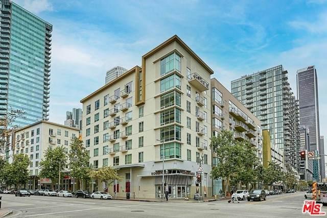 645 W 9Th Street #531, Los Angeles (City), CA 90015 (#21747762) :: Wahba Group Real Estate | Keller Williams Irvine