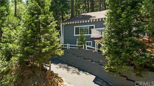 23715 Scenic Drive, Crestline, CA 92325 (#IV21124170) :: Wahba Group Real Estate | Keller Williams Irvine