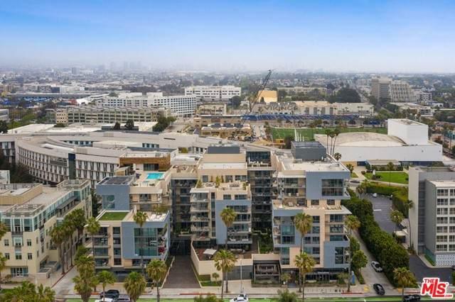 1755 Ocean Avenue #501, Santa Monica, CA 90401 (#21747768) :: Bob Kelly Team