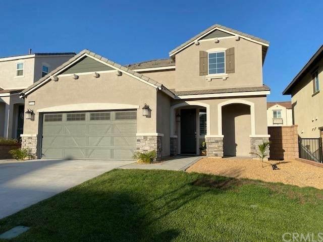 5245 Wintercress Ave, Fontana, CA 92336 (#IV21126516) :: Wahba Group Real Estate   Keller Williams Irvine