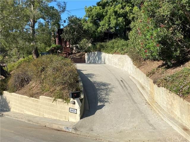 1465 Capinero Drive, Pasadena, CA 91105 (#WS21126541) :: A G Amaya Group Real Estate