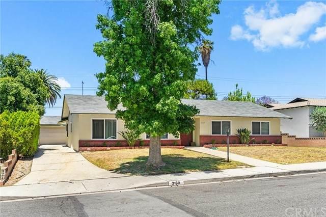 2169 Saticoy Street, Pomona, CA 91767 (#CV21125516) :: Wahba Group Real Estate | Keller Williams Irvine