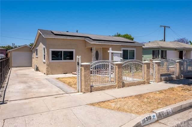 16319 S Essey Avenue, Compton, CA 90221 (#SB21126548) :: Hart Coastal Group