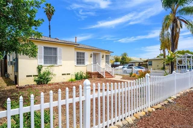 8782 Jefferson Ave, La Mesa, CA 91941 (#210016108) :: Berkshire Hathaway HomeServices California Properties