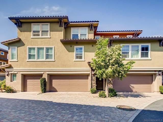 81 Via Sovana, Santee, CA 92071 (#210016109) :: Berkshire Hathaway HomeServices California Properties