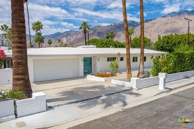 1833 E Mcmanus Drive, Palm Springs, CA 92262 (#21745928) :: Swack Real Estate Group   Keller Williams Realty Central Coast