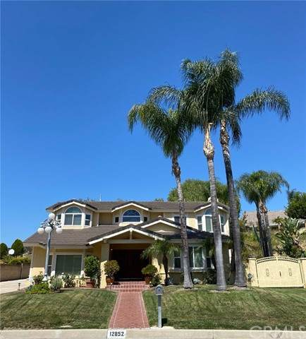 12852 Fallview Court, Chino Hills, CA 91709 (#TR21125390) :: Wahba Group Real Estate | Keller Williams Irvine