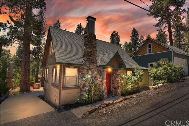 39271 North Bay Drive, Big Bear, CA 92315 (#EV21126564) :: Zember Realty Group