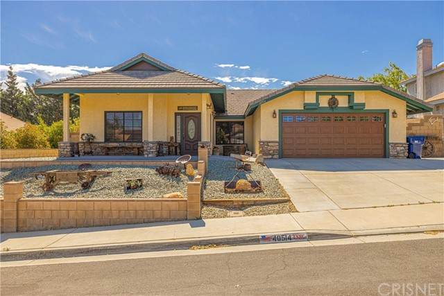 40514 Pinnacle Way, Palmdale, CA 93551 (#SR21126158) :: The Marelly Group | Sentry Residential