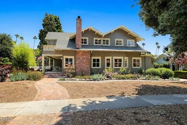 1632 Fletcher Avenue, South Pasadena, CA 91030 (#P1-5167) :: Zen Ziejewski and Team