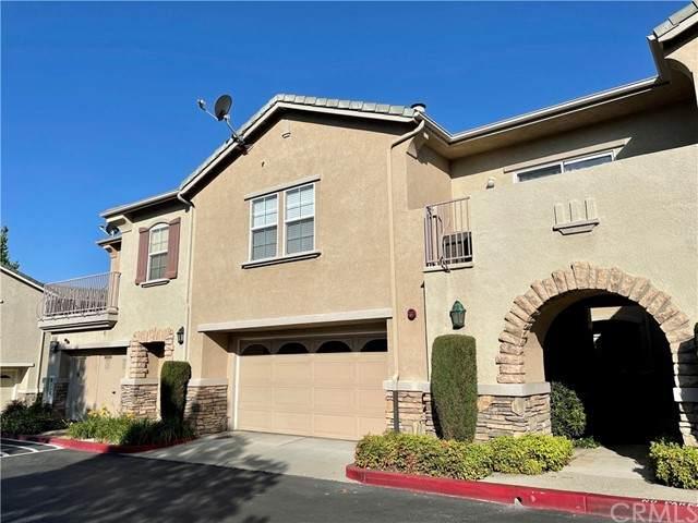 7353 Ellena W #93, Rancho Cucamonga, CA 91730 (#CV21114848) :: Zember Realty Group