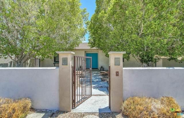 2190 N Deborah Road, Palm Springs, CA 92262 (#21747746) :: Wahba Group Real Estate | Keller Williams Irvine