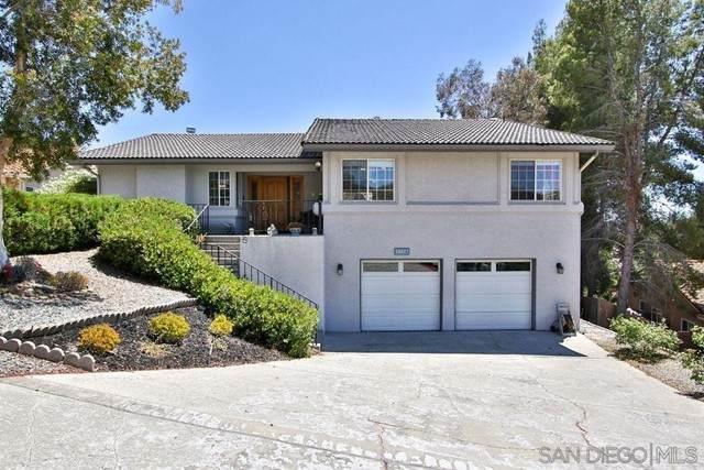 24813 Cantara Way, Ramona, CA 92065 (#210016130) :: Wahba Group Real Estate | Keller Williams Irvine