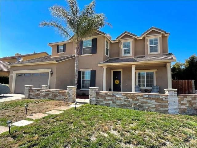 27308 Delphinium Avenue, Moreno Valley, CA 92555 (#SW21124656) :: Twiss Realty