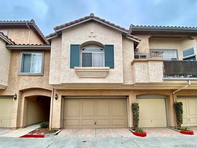 11368 Via Rancho San Diego D, El Cajon, CA 92019 (#210016135) :: Powerhouse Real Estate