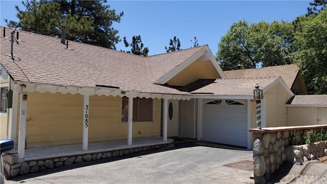 31085 Summit Drive, Running Springs, CA 92382 (#EV21126618) :: The Marelly Group | Sentry Residential