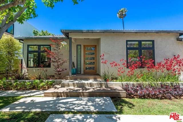 1507 Louella Avenue, Venice, CA 90291 (#21747820) :: Legacy 15 Real Estate Brokers