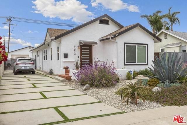 6323 S Harcourt Avenue, Los Angeles (City), CA 90043 (#21747690) :: Wahba Group Real Estate | Keller Williams Irvine