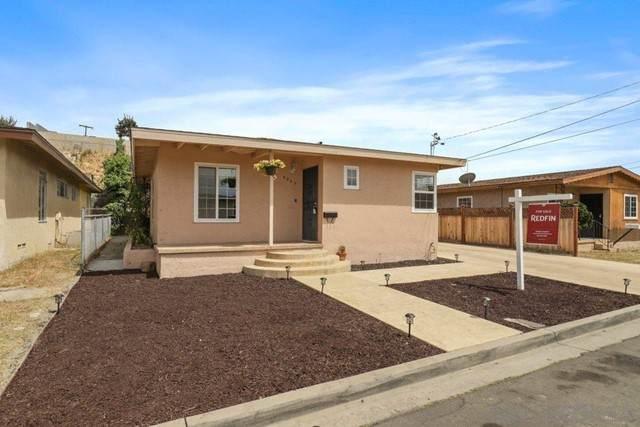 6267 Calle Pavana, San Diego, CA 92139 (#210016145) :: Wahba Group Real Estate | Keller Williams Irvine