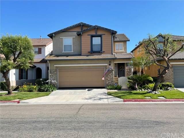 6853 Cosmos Street, Chino, CA 91710 (#IV21126620) :: Zember Realty Group
