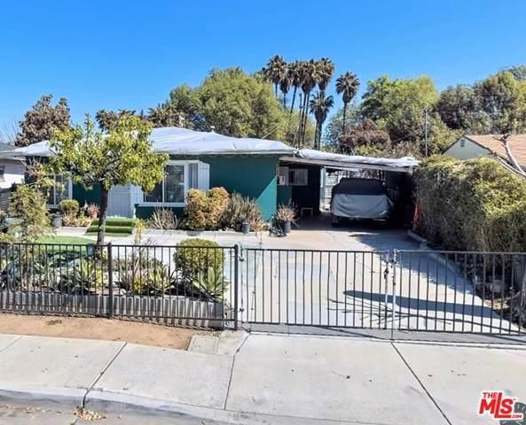 740 Park Place, Escondido, CA 92025 (#21745940) :: Compass