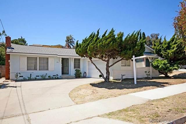 836 Halecrest Dr, Chula Vista, CA 91910 (#210016157) :: Wahba Group Real Estate | Keller Williams Irvine