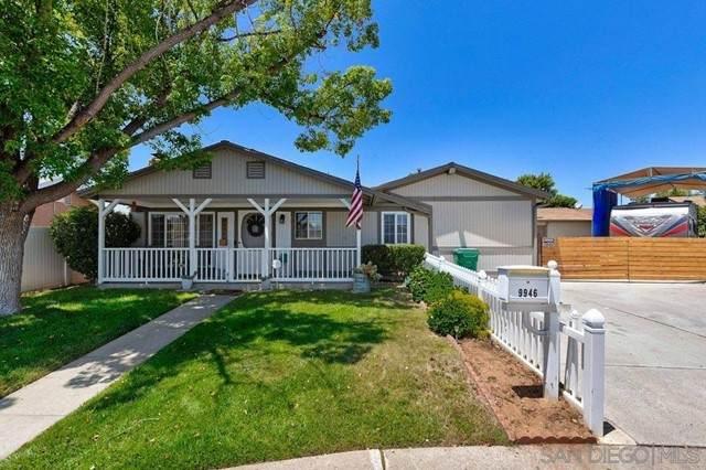 9946 Sadie St, Santee, CA 92071 (#210016158) :: Powerhouse Real Estate