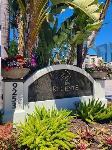 9253 Regents Drive A311, La Jolla, CA 92037 (#PTP2104087) :: Wahba Group Real Estate   Keller Williams Irvine
