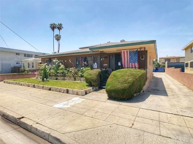 11519 Cedar Avenue, Hawthorne, CA 90250 (#PW21126629) :: The Kohler Group