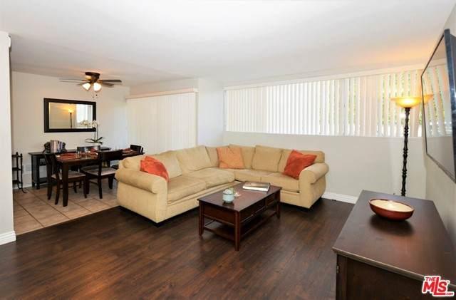 5900 Canterbury Drive A106, Culver City, CA 90230 (#21747862) :: Wahba Group Real Estate | Keller Williams Irvine
