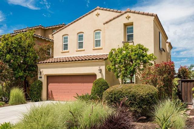 2414 Copper Way, Carlsbad, CA 92009 (#NDP2106731) :: Berkshire Hathaway HomeServices California Properties