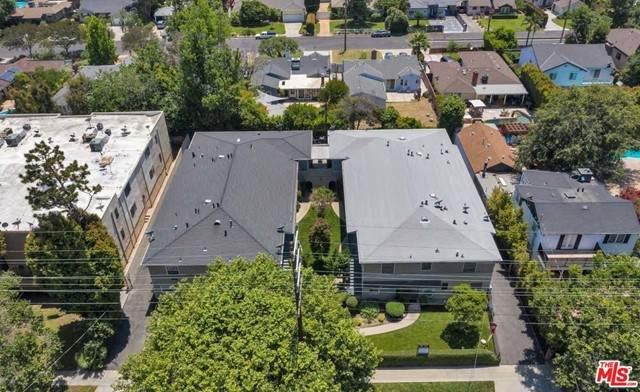 12360 & 12364 Magnolia Boulevard, Valley Village, CA 91607 (#21747924) :: Berkshire Hathaway HomeServices California Properties