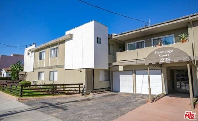 5222 & 5228 Hermitage Avenue, Valley Village, CA 91607 (#21747930) :: Berkshire Hathaway HomeServices California Properties