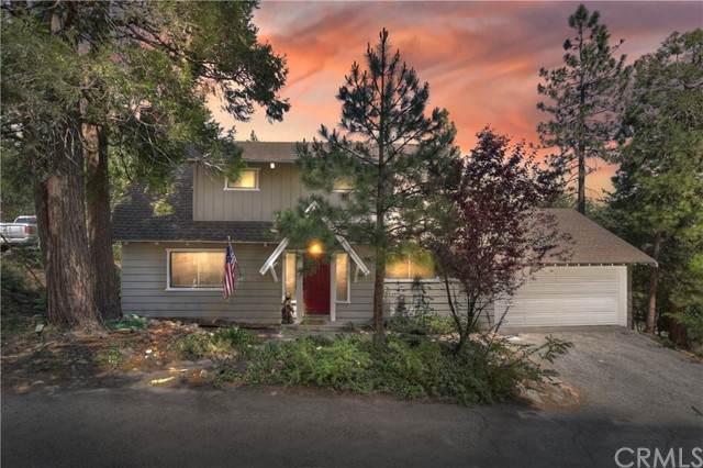 27255 Bernina Drive, Lake Arrowhead, CA 92352 (#EV21126818) :: Wahba Group Real Estate | Keller Williams Irvine