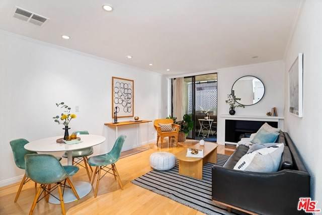 740 N Kings Road #114, Los Angeles (City), CA 90069 (#21706676) :: Wahba Group Real Estate   Keller Williams Irvine