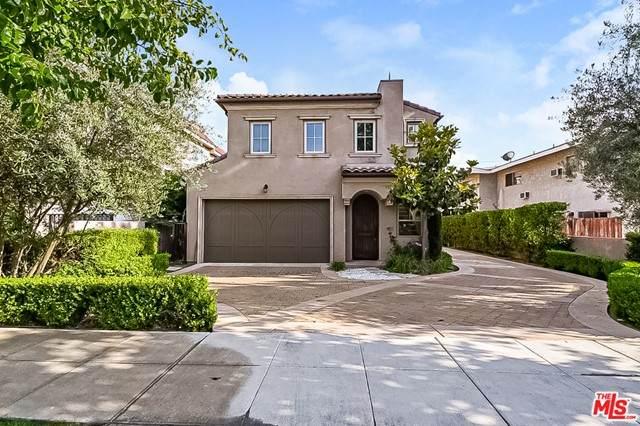 40 Fano Street A, Arcadia, CA 91006 (#21747958) :: Berkshire Hathaway HomeServices California Properties