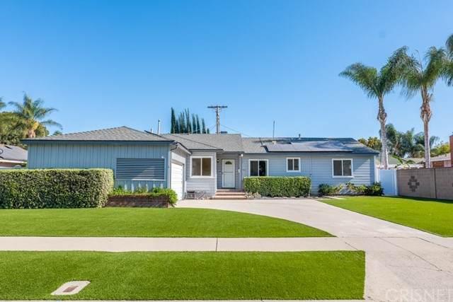 19944 Enadia Way, Winnetka, CA 91306 (#SR21126896) :: Swack Real Estate Group | Keller Williams Realty Central Coast