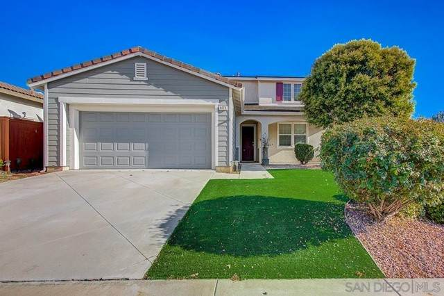 5173 Bluegrass Way, Oceanside, CA 92057 (#210016180) :: Berkshire Hathaway HomeServices California Properties