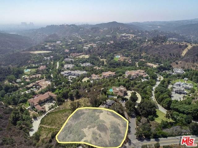 13040 & 13050 Mulholland Drive, Beverly Hills, CA 90210 (#21747960) :: Zen Ziejewski and Team
