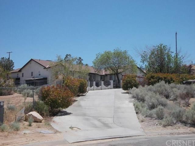 32702 Pearblossom Vista Road, Pearblossom, CA 93553 (#SR21126935) :: Wahba Group Real Estate | Keller Williams Irvine