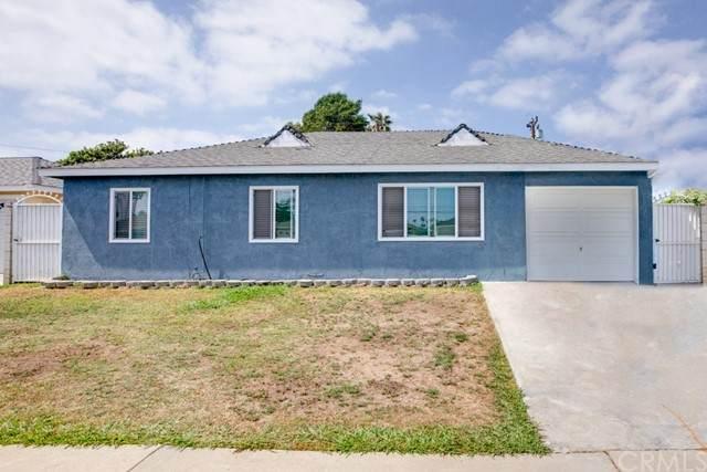 429 E 181st Street, Carson, CA 90746 (#SB21126845) :: Wahba Group Real Estate | Keller Williams Irvine