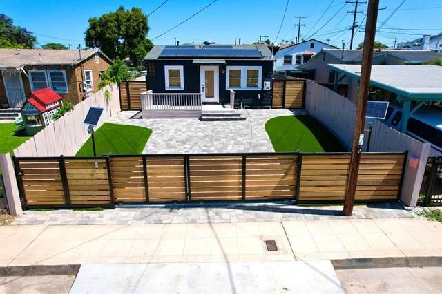 3524 Tompkins Street, San Diego, CA 92102 (#NDP2106745) :: Wahba Group Real Estate | Keller Williams Irvine
