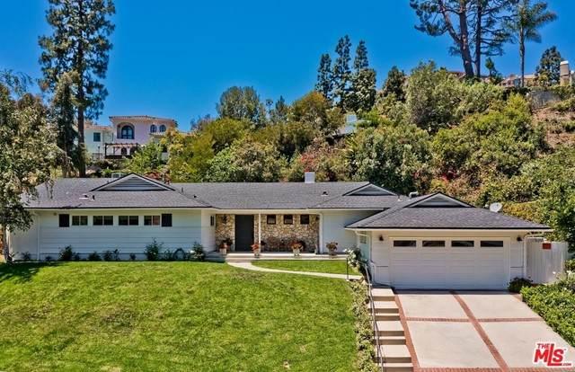 1217 Shadybrook Drive, Beverly Hills, CA 90210 (#21747598) :: Twiss Realty