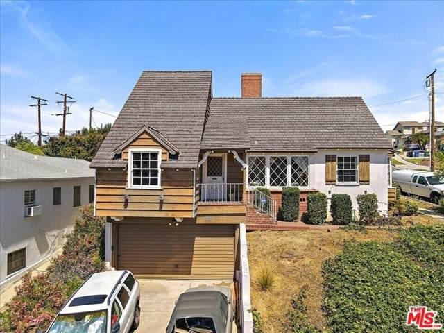 4635 Mioland Drive, Los Angeles (City), CA 90043 (#21747236) :: Wahba Group Real Estate | Keller Williams Irvine