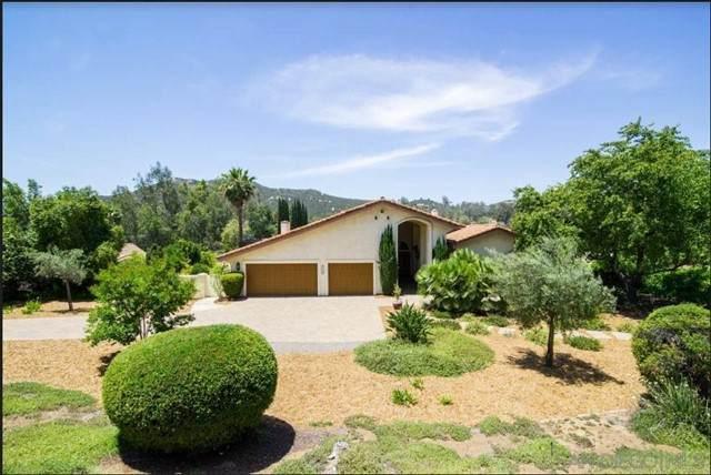 15344 Midland Rd, Poway, CA 92064 (#210016196) :: Wahba Group Real Estate | Keller Williams Irvine